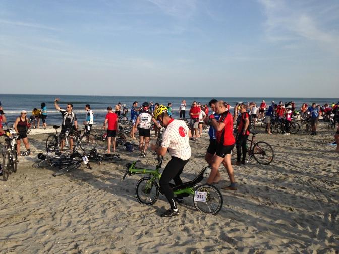 Cu Bicicleta la mare 2016!