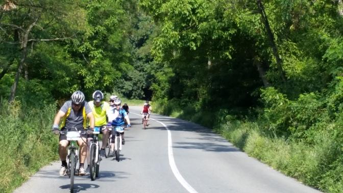 Cu Bicicleta In Transilvania 2016