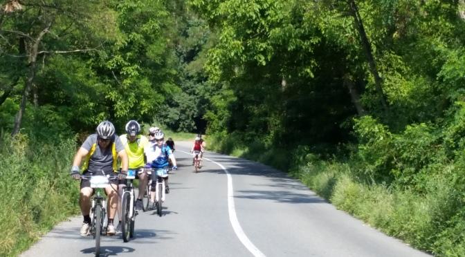 Cu Bicicleta In Transilvania 2019