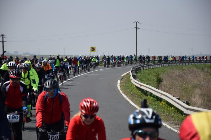 Cu Bicicleta la Mare 2017 la final