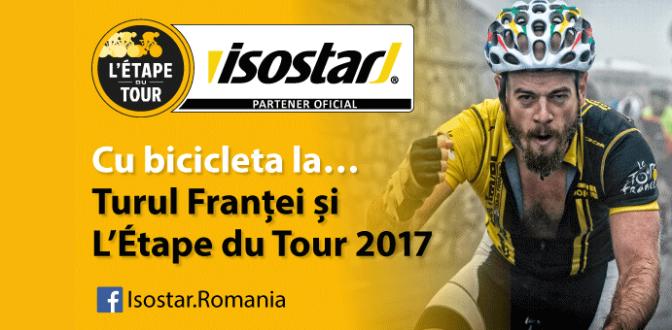 Cu Bicicleta la Turul Frantei si L'Etape du Tour