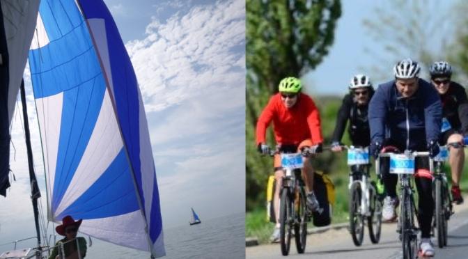 Cu vele si pedale: Mangalia – Balcic intr-o tura cum n-ati mai facut!