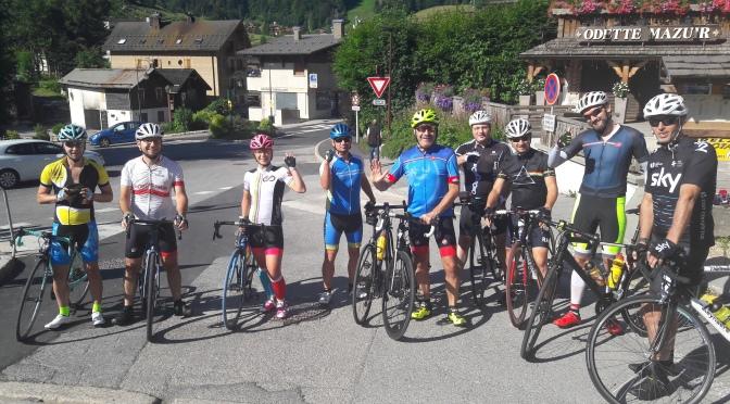 Cu Bicicleta in Alpi si la Turul Frantei 2019